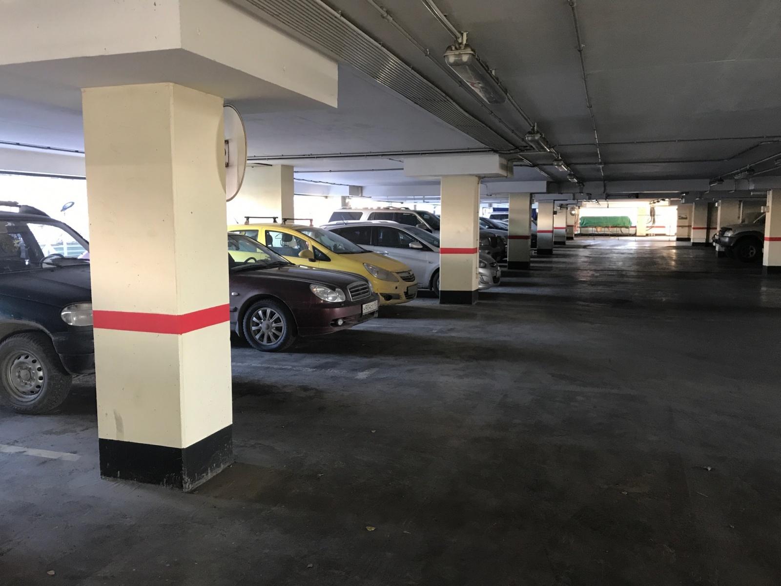 Как мы теряли и находили машины на 9-этажной парковке - 2