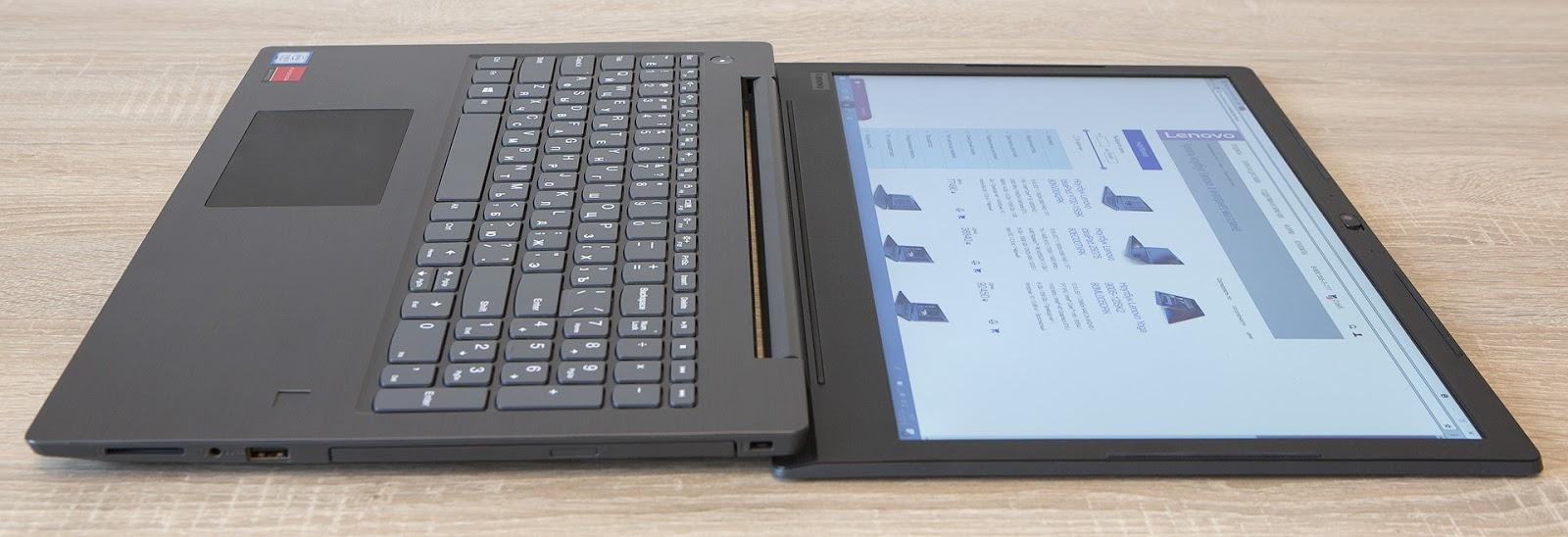 Обзор ноутбука Lenovo V330-15: надёжный офисный трудяга - 15