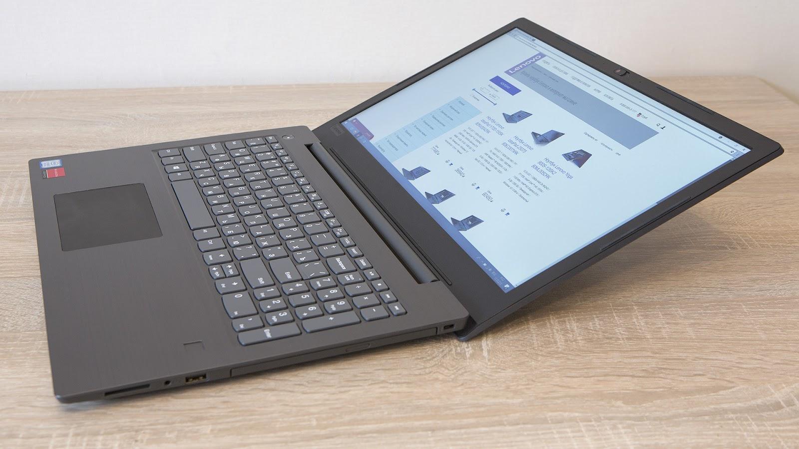 Обзор ноутбука Lenovo V330-15: надёжный офисный трудяга - 16