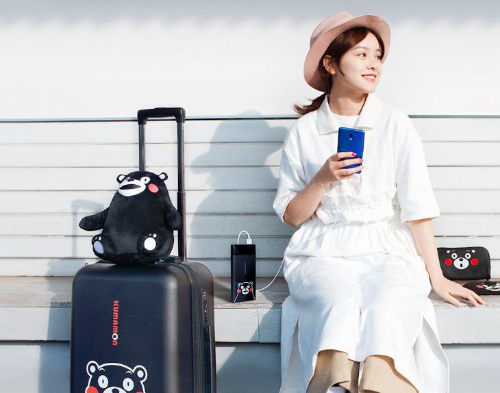 Meizu Kumamon Travel Set — набор путешественника для фанатов медвежонка Kumamon - 1