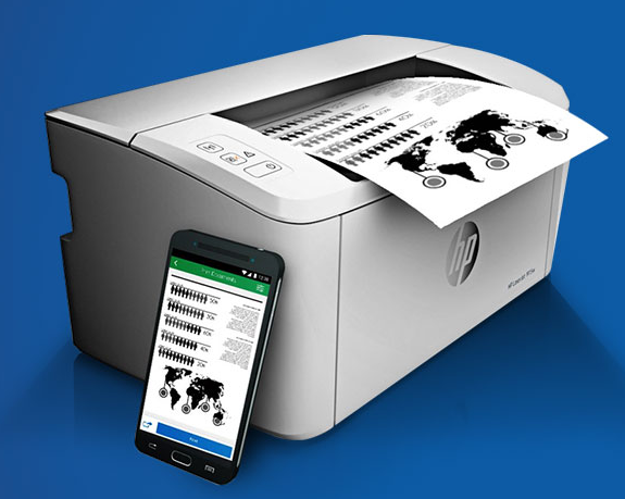HP называет лазерные принтеры LaserJet Pro M15w и LaserJet Pro M28w самыми маленькими в классе - 1