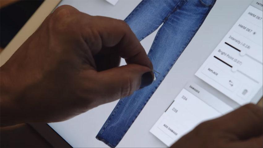 Levi's начнет использовать лазер для изготовления джинсов. Как это будет работать - 4
