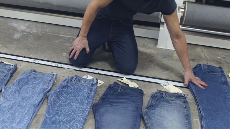 Levi's начнет использовать лазер для изготовления джинсов. Как это будет работать - 6