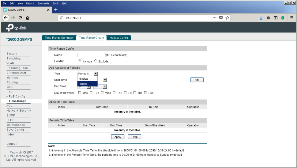 TP-Link T2600G-28MPS: работа с PoE, LLDP и Voice VLAN - 5