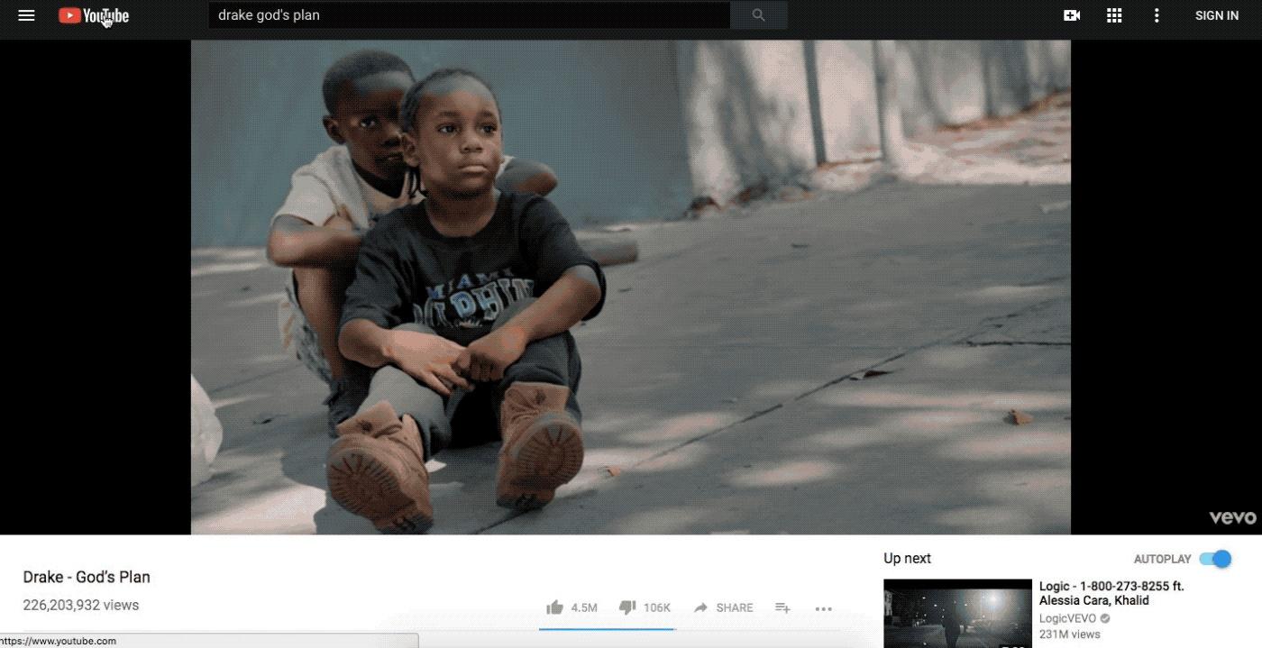 YouTube тестирует режим «картинка в картинке» в настольной версии