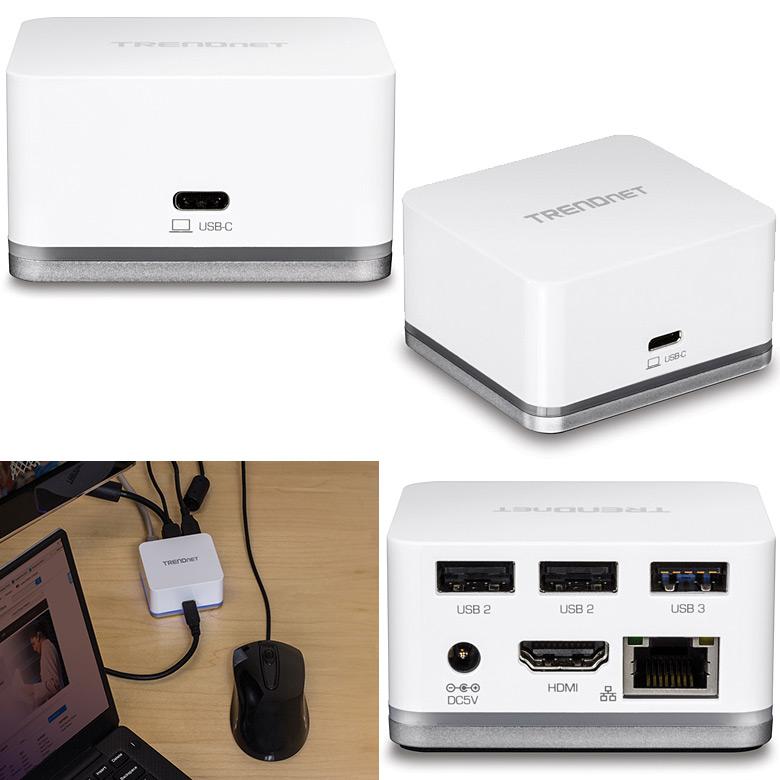 Рекомендованная производителем розничная цена Trendnet TUC-DS1 примерно равна $100