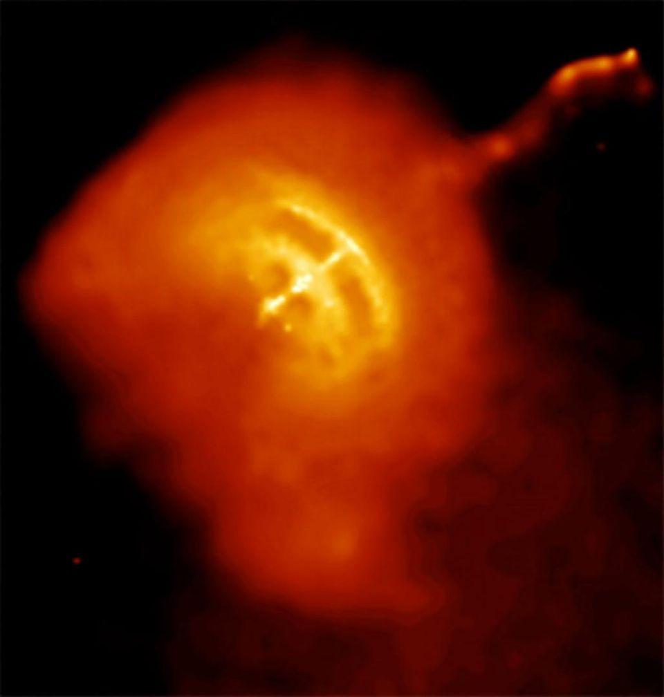Спросите Итана: почему свет прибыл на 1,7 секунды позже гравитационных волн при слиянии нейтронных звёзд? - 7