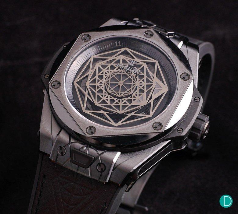 Умные часы Hublot обойдутся покупателям в 5200 долларов - 1
