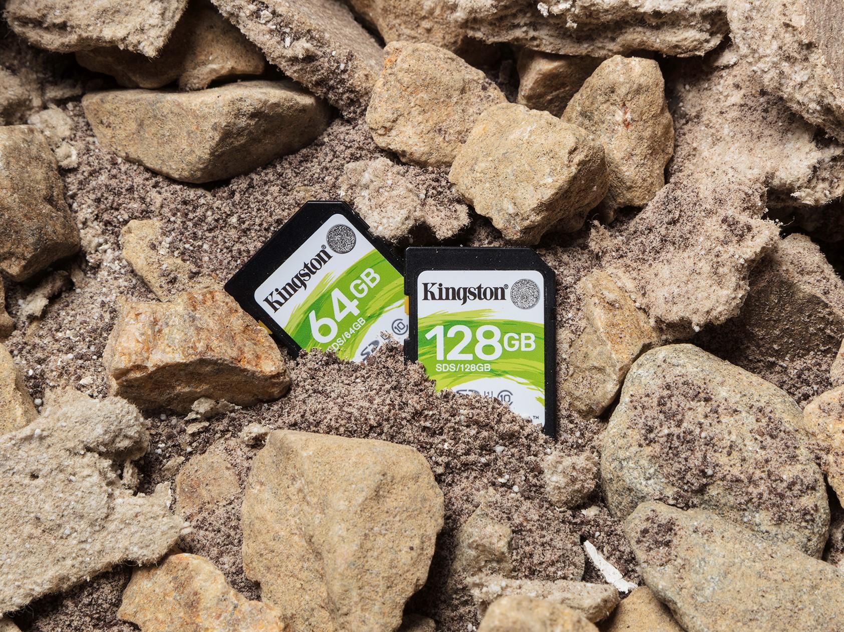 Kingston «зарубил» зоопарк карт памяти и оставил только три вида. Но даже недорогой Canvas Select круче, чем вы думаете - 5