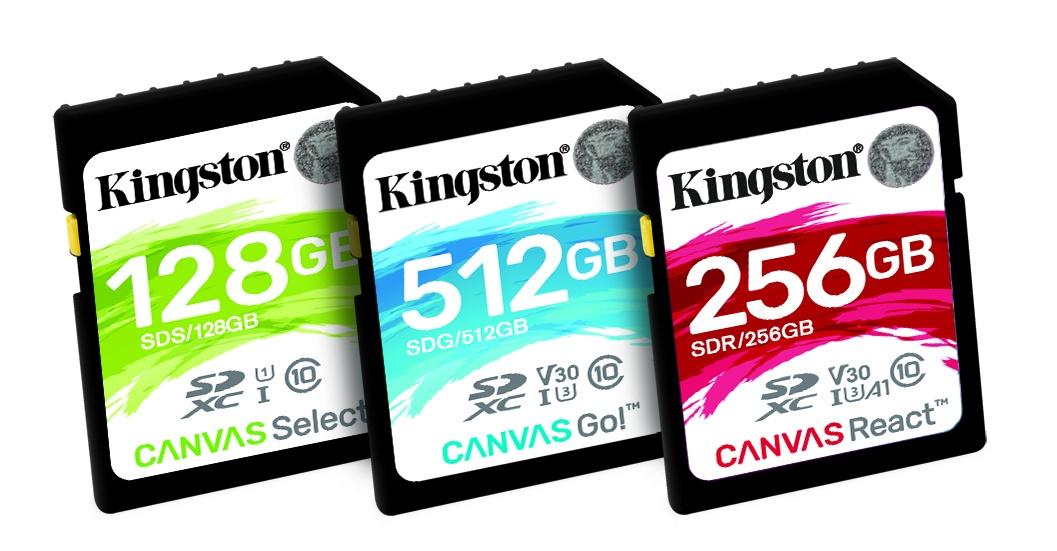 Kingston «зарубил» зоопарк карт памяти и оставил только три вида. Но даже недорогой Canvas Select круче, чем вы думаете - 6