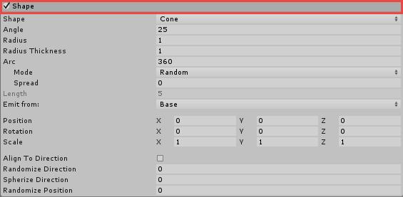 Unity: системы частиц - 25