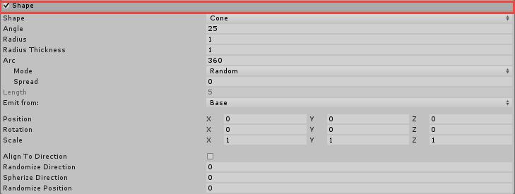 Unity: системы частиц - 48