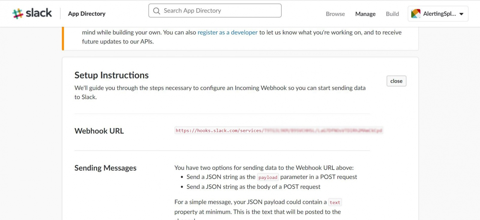 Оповещение в Telegram и Slack в режиме реального времени. Или как сделать Alert в Splunk — Часть 2 - 7