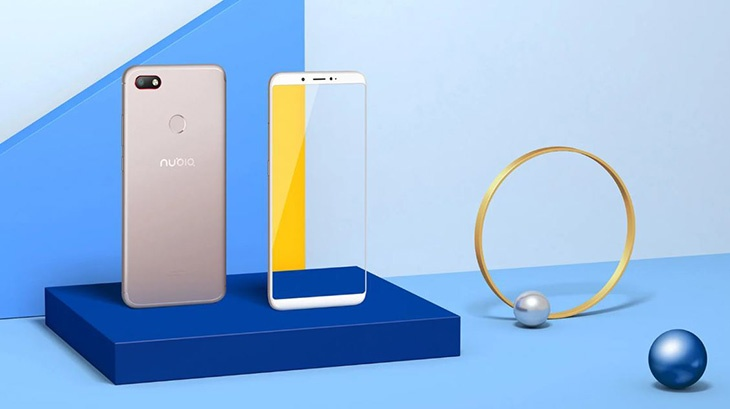 Смартфон Nubia V18 получил SoC Snapdragon 625, 6-дюймовый дисплей и АКБ емкостью 4000 мА·ч - 1