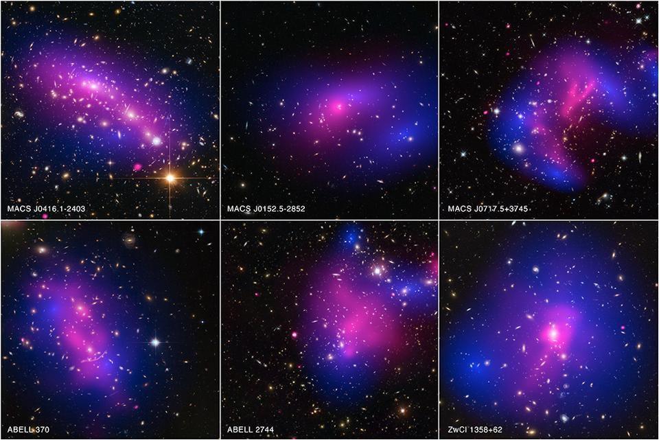 Слияние нейтронных звёзд поставило крест на альтернативах тёмной материи и тёмной энергии - 9