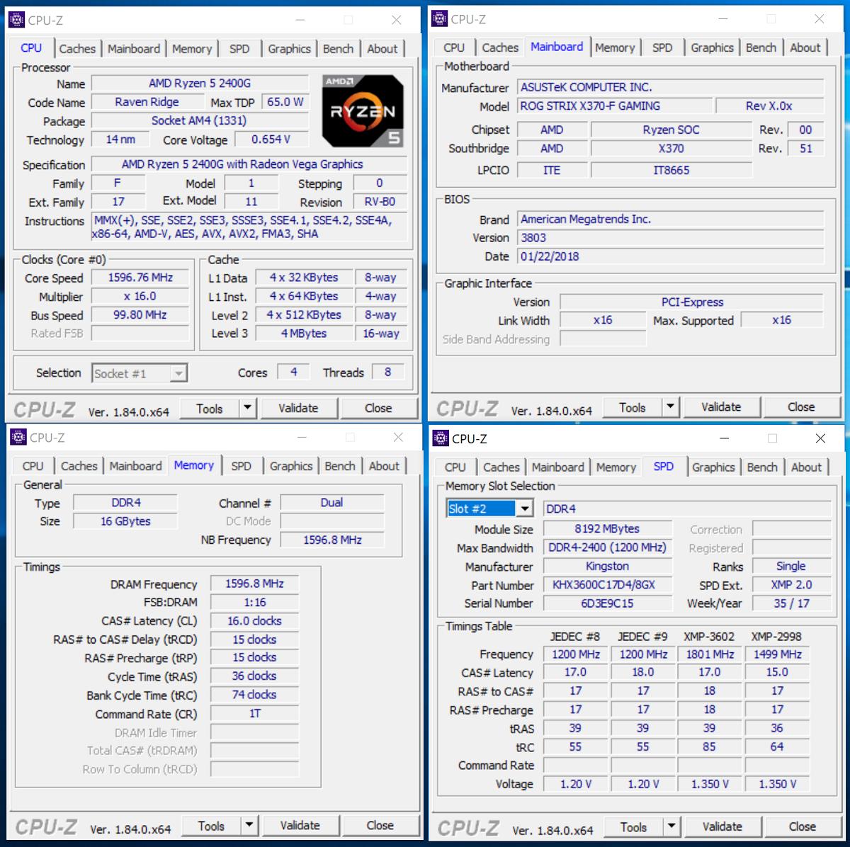 Встроенная графика AMD Ryzen 5 2400G против NVIDIA GeForce GT 1030, или Зачем компьютеру высокочастотная память - 11