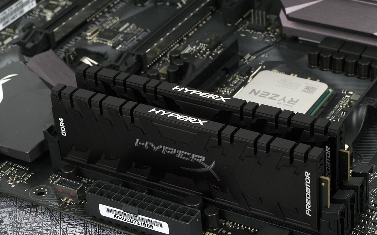 Встроенная графика AMD Ryzen 5 2400G против NVIDIA GeForce GT 1030, или Зачем компьютеру высокочастотная память - 8