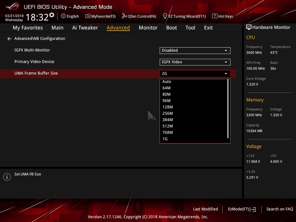 Встроенная графика AMD Ryzen 5 2400G против NVIDIA GeForce GT 1030, или Зачем компьютеру высокочастотная память - 9