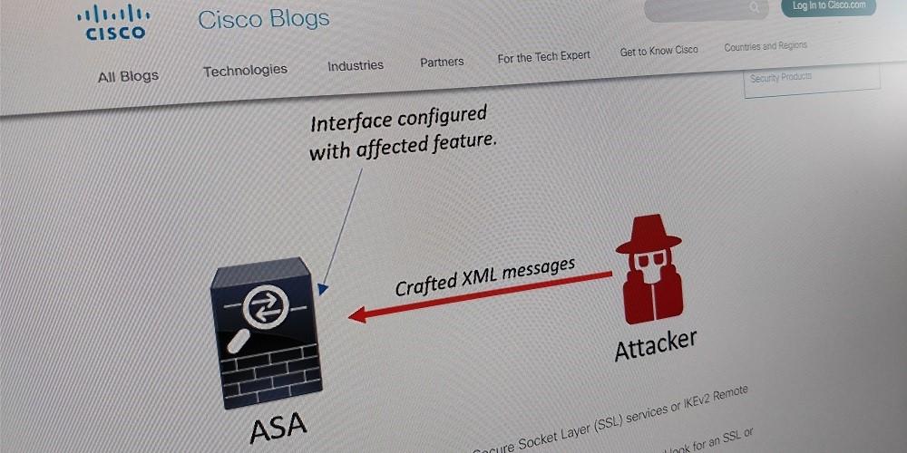 Cisco ASA: пропатчена критическая уязвимость межсетевых экранов - 2