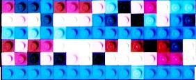 Художник зашифровал ключи от криптокошельков в Lego-инсталляциях, а мы попробуем их оттуда достать - 3