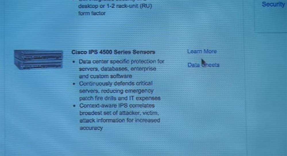 Тренинг FastTrack. «Сетевые основы». «Программные продукты Cisco для безопасности». Эдди Мартин. Декабрь, 2012 - 5