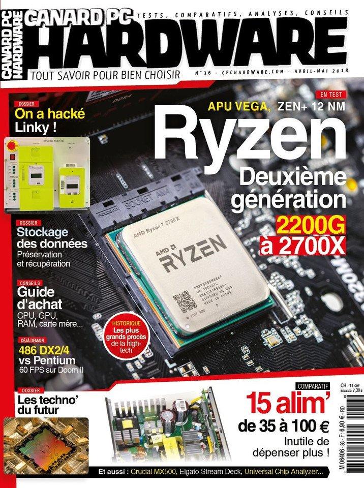 AMD может выпустить CPU Ryzen 7 2800X после того, как Intel ответит на появление Ryzen 7 2700X - 1
