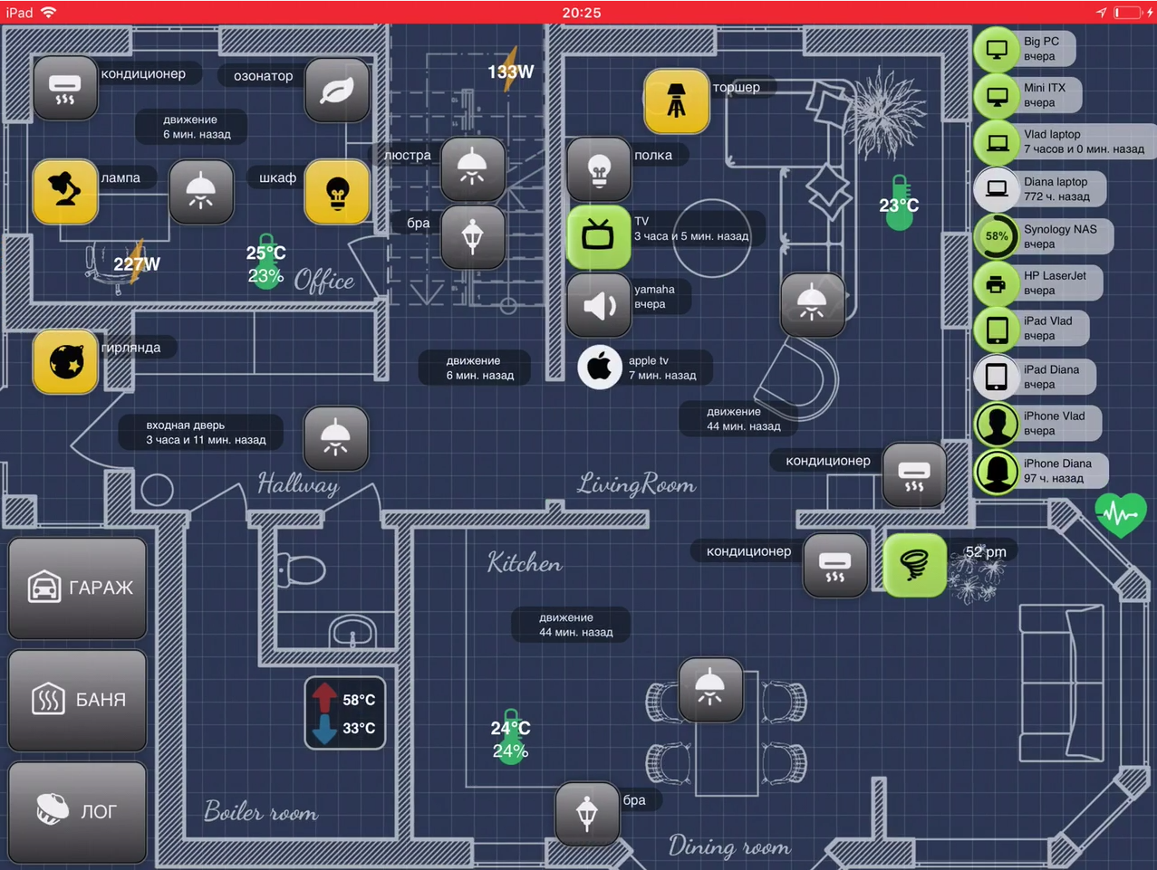 ioBroker — открытая система автоматизации (обзор) - 5
