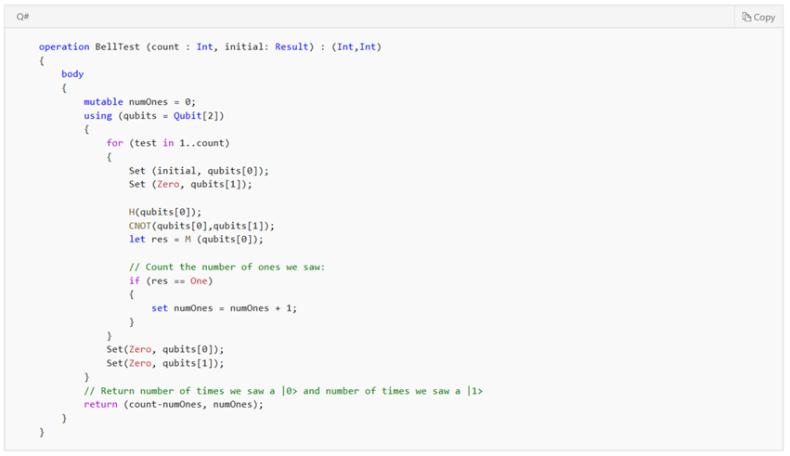 Квантовые вычисления и язык Q# для начинающих - 43