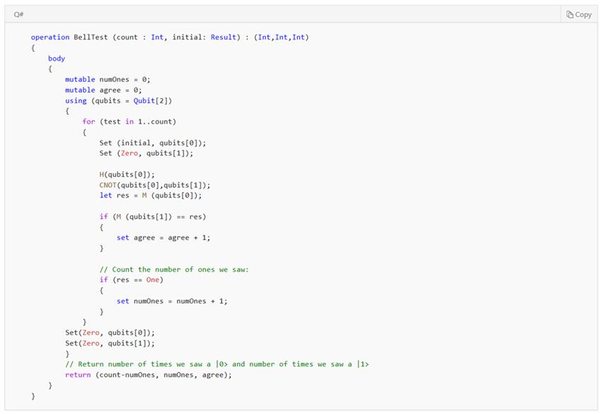 Квантовые вычисления и язык Q# для начинающих - 45