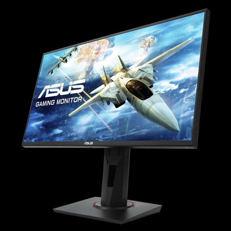 Компания Asus представила монитор VG258Q
