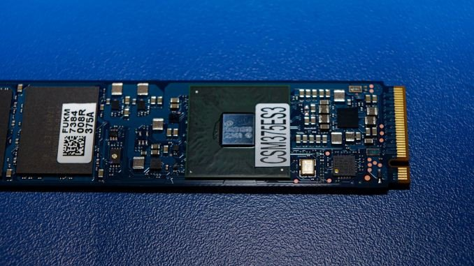 Intel P4801X — накопитель Optane типоразмера M.2 для корпоративных потребителей