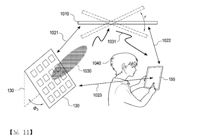 Samsung работает над технологией беспроводной зарядки по воздуху
