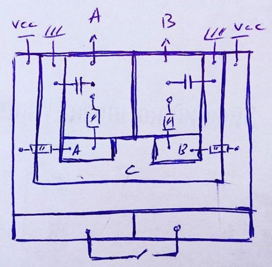 Централизованный пульт контроля источников освещения ЦПКИО-2Д Ротор - 13