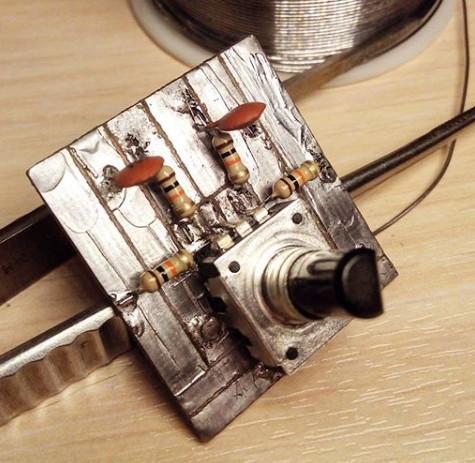 Централизованный пульт контроля источников освещения ЦПКИО-2Д Ротор - 15