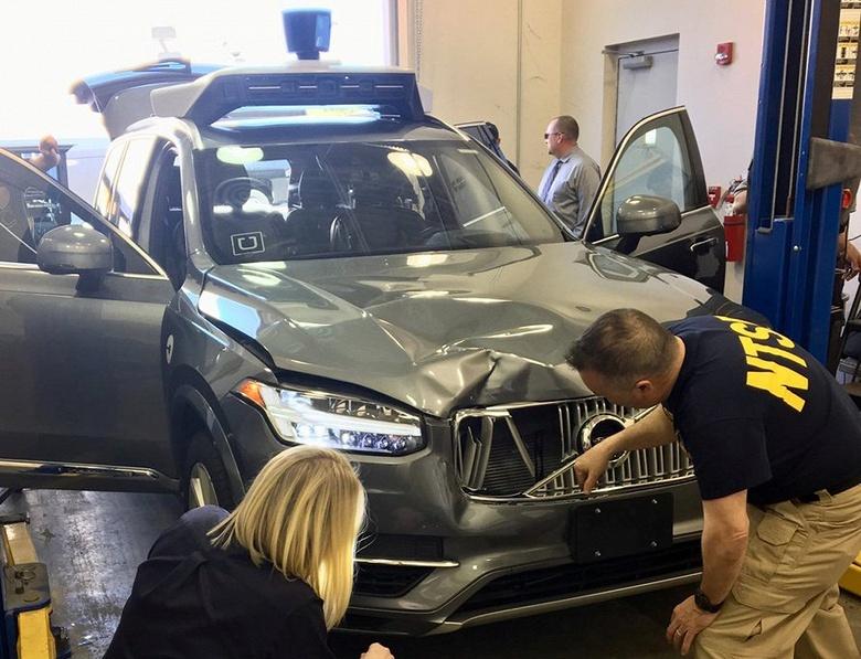 Оказывается, беспилотные машины Uber слишком часто требуют вмешательства водителя - 1