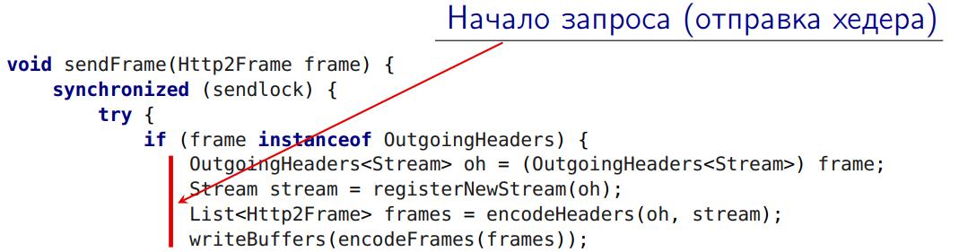 Повесть о том, как один инженер HTTP-2 Client разгонял - 18