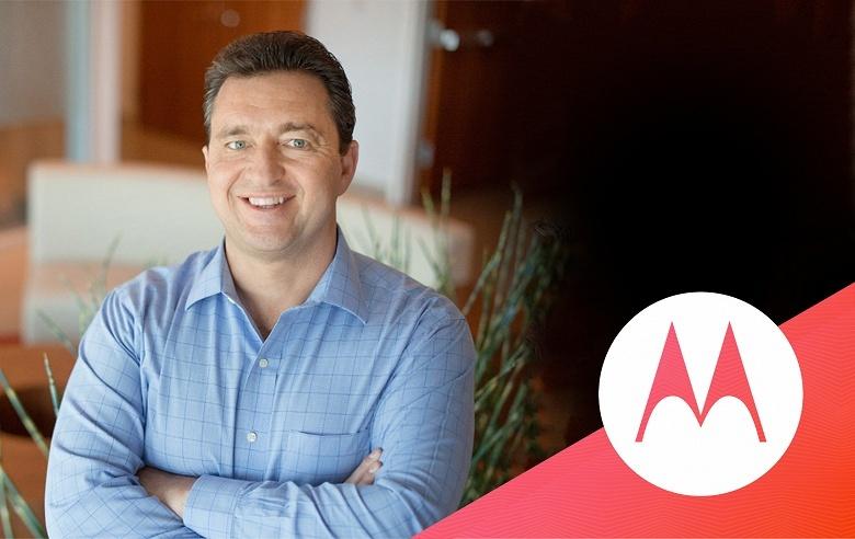 У компании Motorola сменился президент - 1