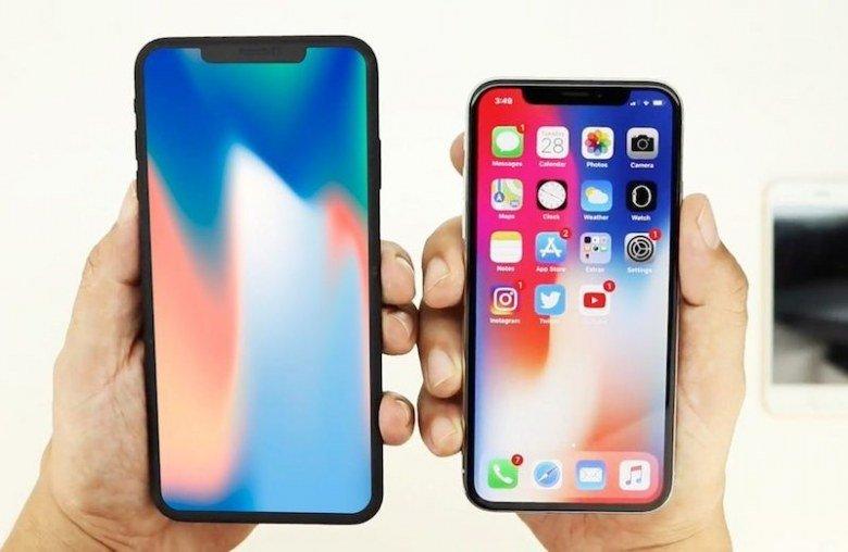 Второе поколение iPhone X будет стоить $899, а iPhone X Plus оценят в $999, считают аналитики RBC