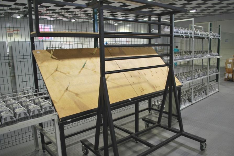 Взгляд изнутри на современный отечественный завод по производству микроэлектроники и не только - 13