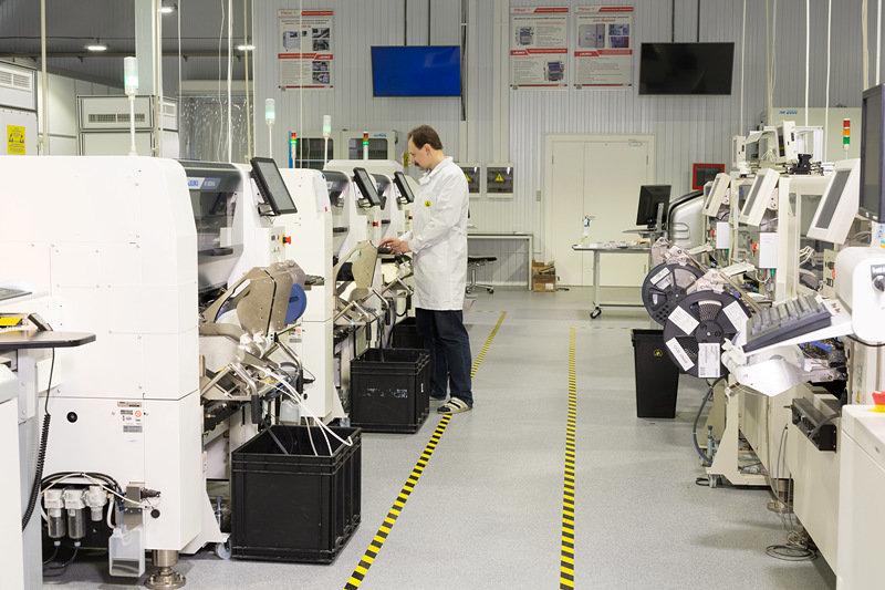 Взгляд изнутри на современный отечественный завод по производству микроэлектроники и не только - 20