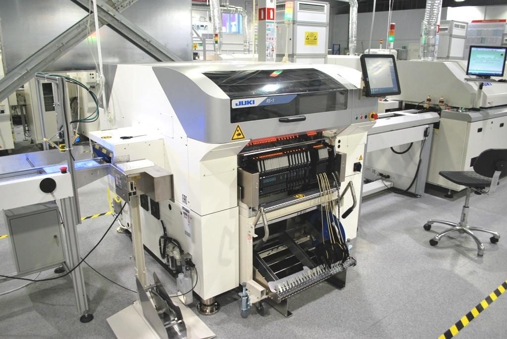 Взгляд изнутри на современный отечественный завод по производству микроэлектроники и не только - 22