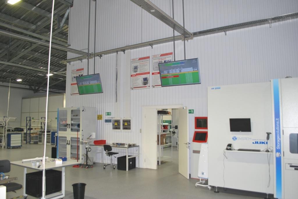 Взгляд изнутри на современный отечественный завод по производству микроэлектроники и не только - 23