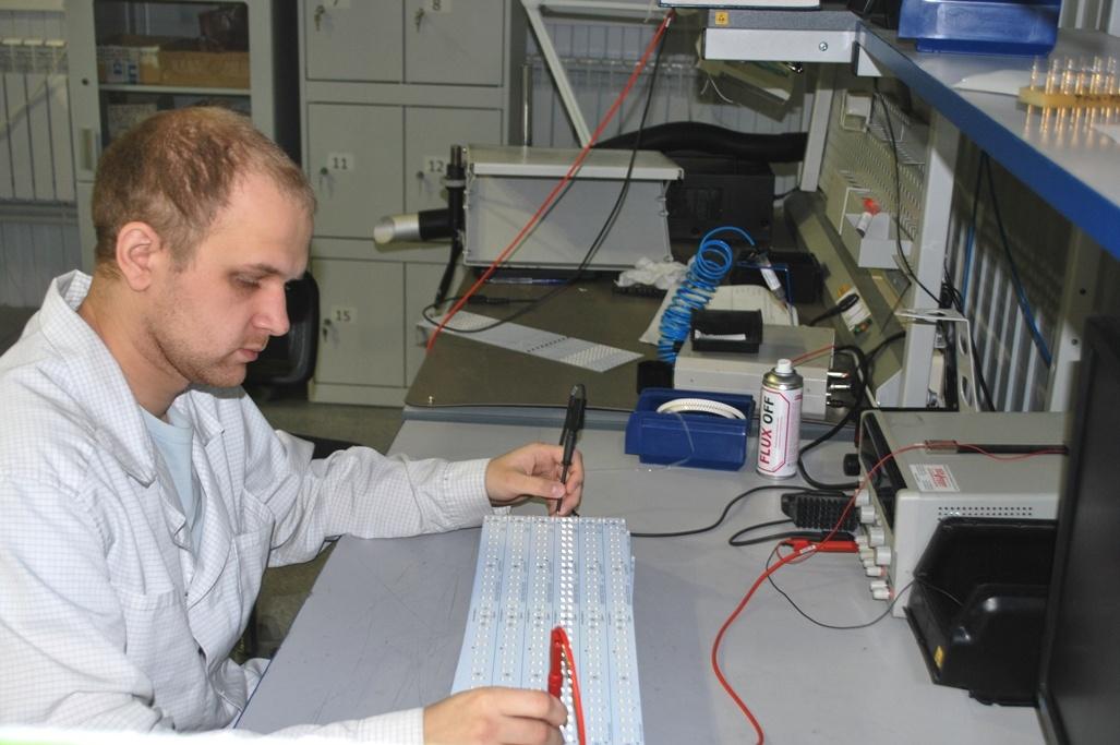 Взгляд изнутри на современный отечественный завод по производству микроэлектроники и не только - 28