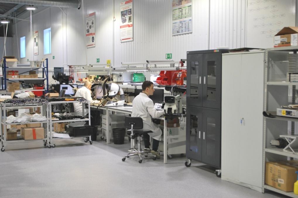 Взгляд изнутри на современный отечественный завод по производству микроэлектроники и не только - 29