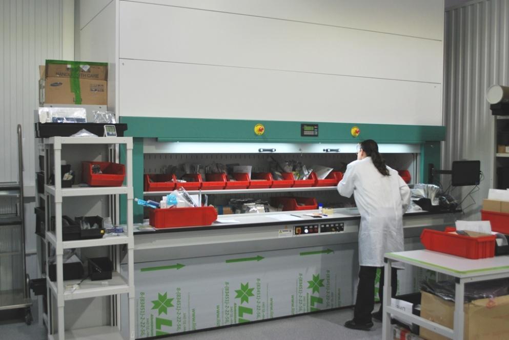 Взгляд изнутри на современный отечественный завод по производству микроэлектроники и не только - 30