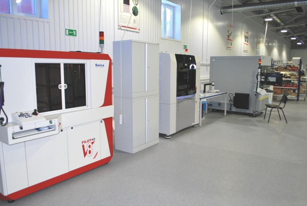 Взгляд изнутри на современный отечественный завод по производству микроэлектроники и не только - 32