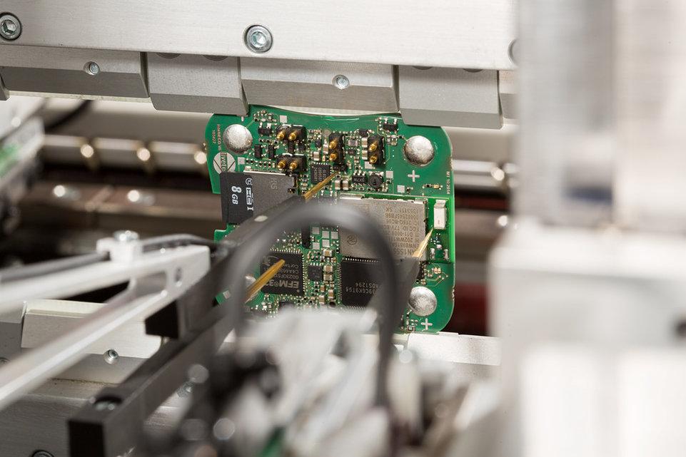 Взгляд изнутри на современный отечественный завод по производству микроэлектроники и не только - 33
