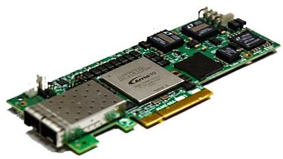 FPGA-ускоритель с чипом Intel Altera Arria 10 для шины PCI Express