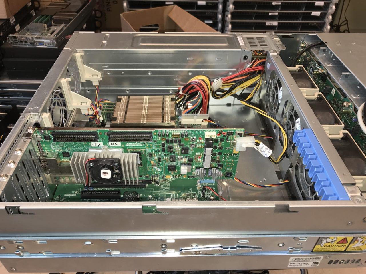 FPGA-сервер с ускорителем от «Алмаз-СП» можно бесплатно протестировать в дата-центре Selectel