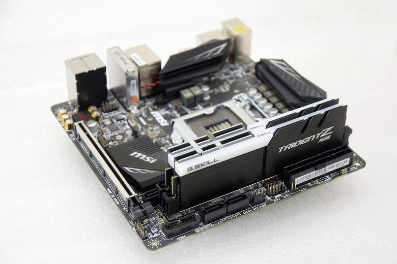 G.Skill установила новый рекорд, заставив работать оперативную память на частоте 5000 МГц при воздушном охлаждении - 1